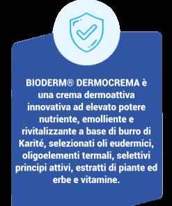Bioderm Dermocrema – Crema Dermoattiva Innovativa descrizione