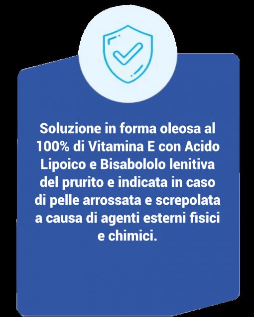 Bioderm VITAMINA E COMPLEX OLIO 100 descrizione