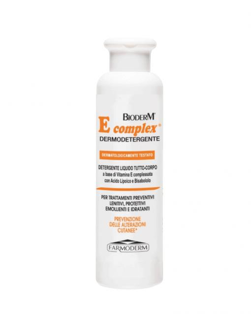 """Bioderm Vitamina """"E"""" Complex Dermodetergente"""