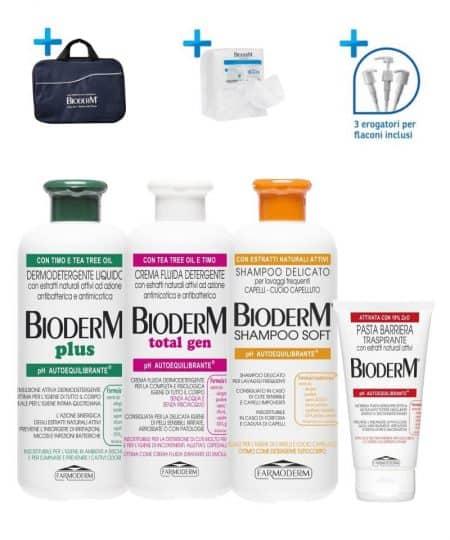 Farmoderm Bioderm Kit di assistenza domiciliare